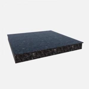 Плитка на могилу из гранита