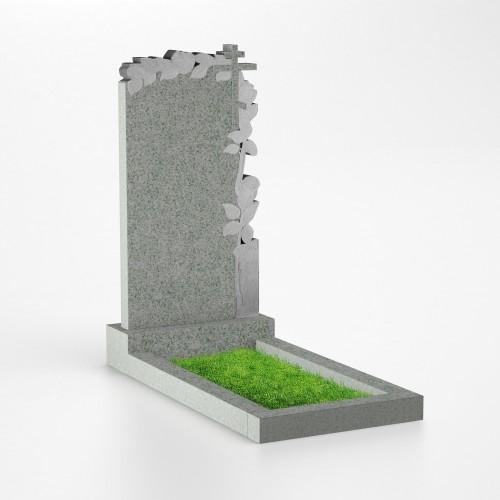 ПАМЯТНИК ИЗ МАНСУРОВСКОГО ГРАНИТА MG.0002